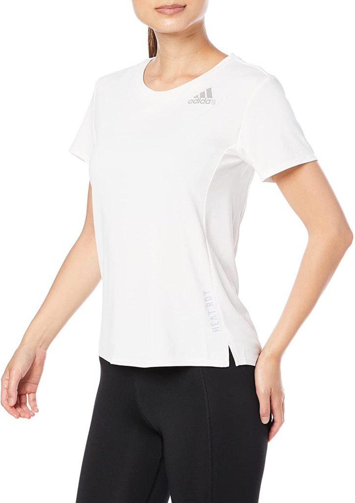 adidas(アディダス)半袖ランニングTシャツ