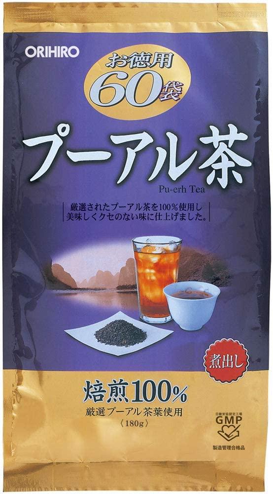 ORIHIRO(オリヒロ) 徳用プーアル茶