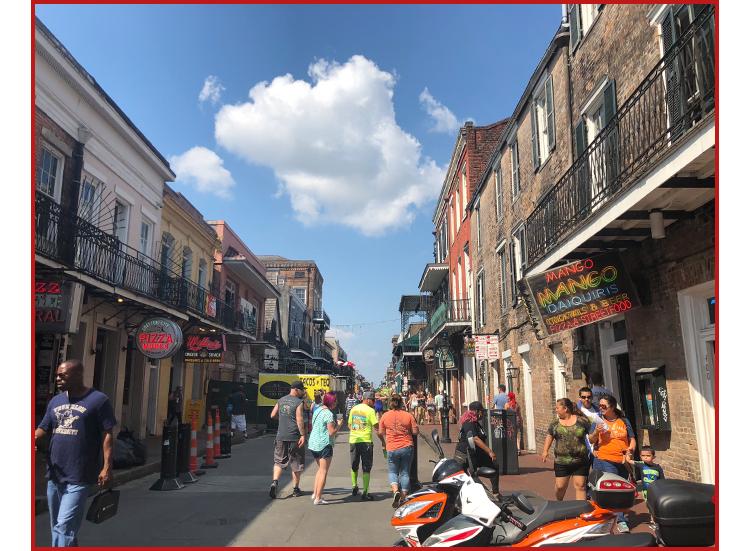 Bourbon Street バーボンストリート