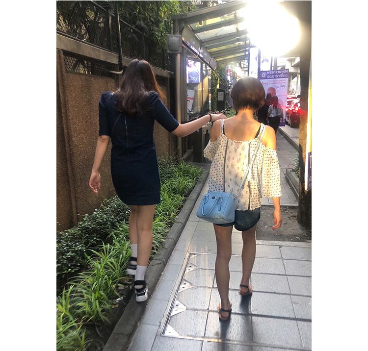 大江穂乃佳のタイ旅行後記