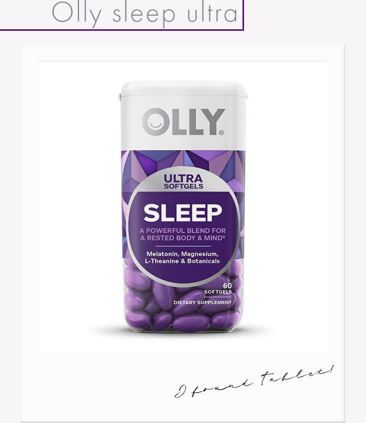 Olly sleep ultra