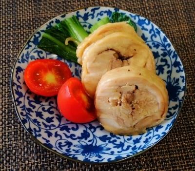 レンジ5分鶏チャーシューのレシピ