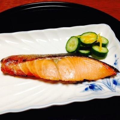 鮭の西京焼きのレシピ