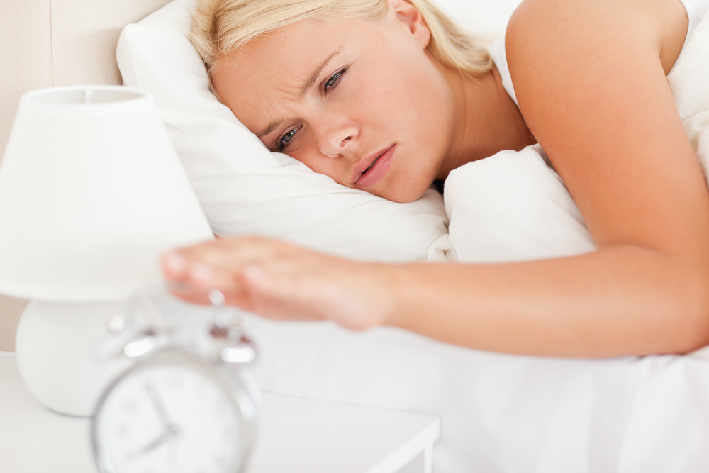 疲れている女性