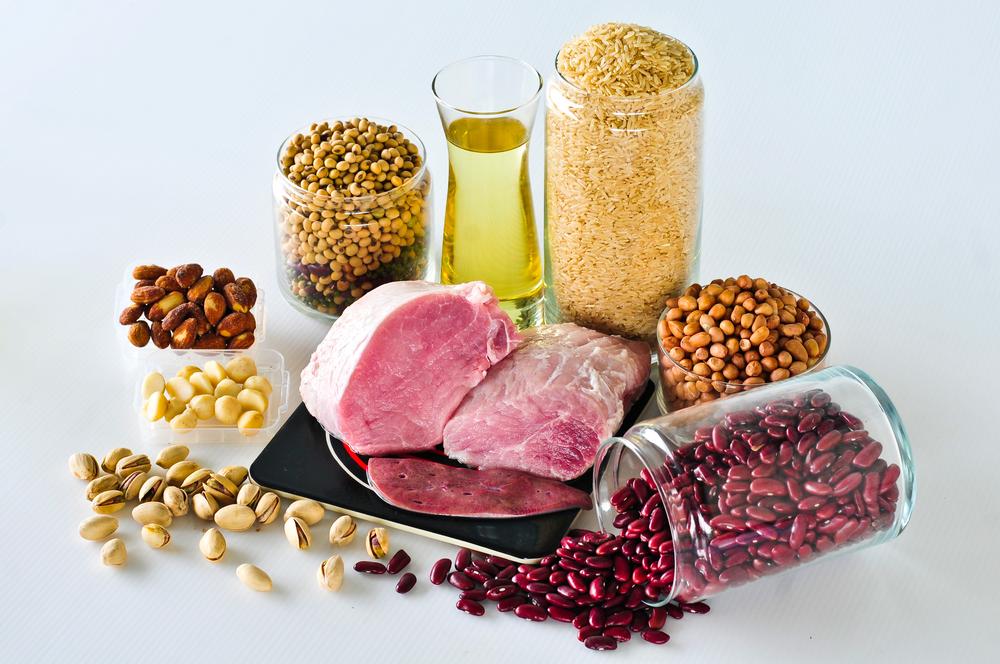 ビタミンBが豊富な食品