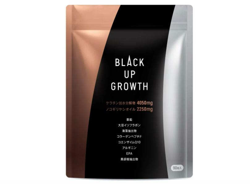 BLACK UP GLOWTH