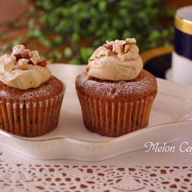 珈琲カップケーキ