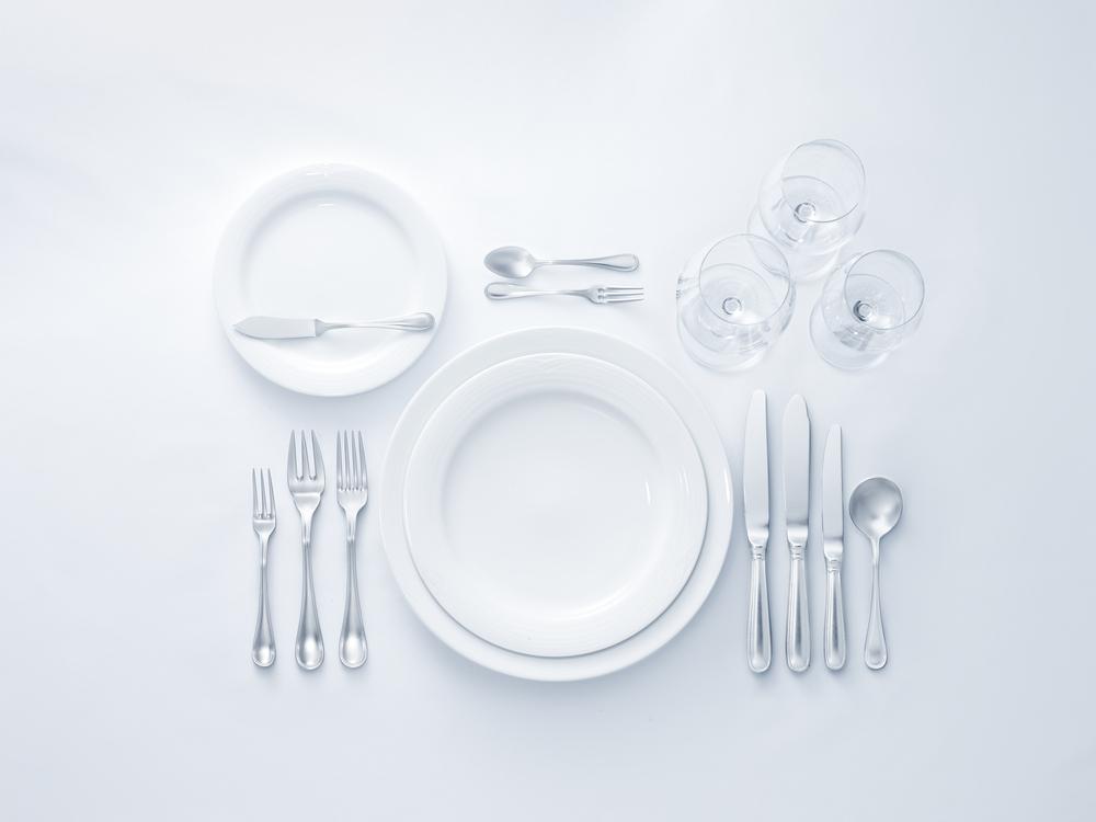 洋食のテーブルマナー
