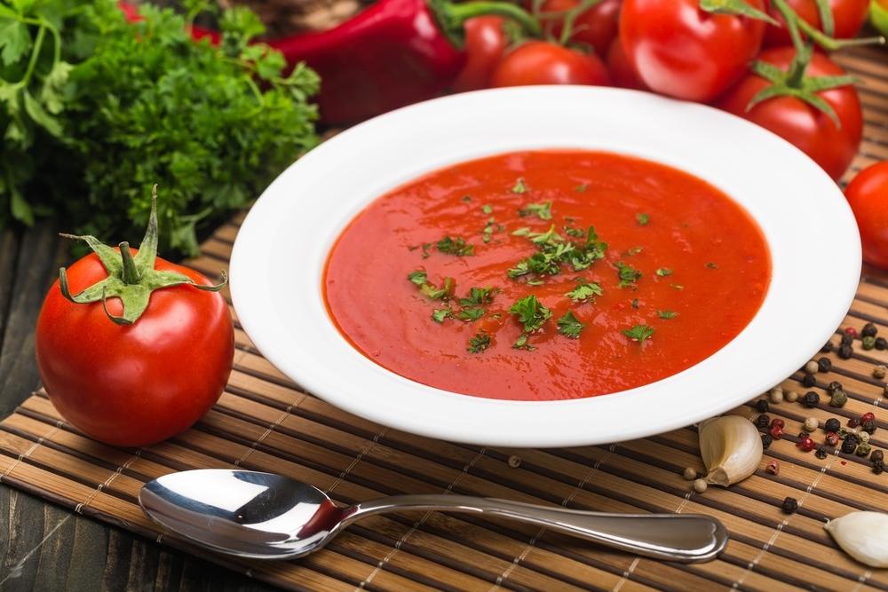 トマトスープ