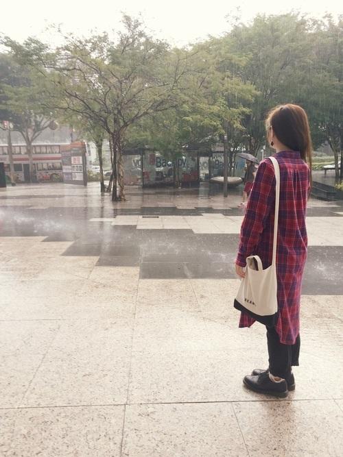 シンガポールの雨季の服装