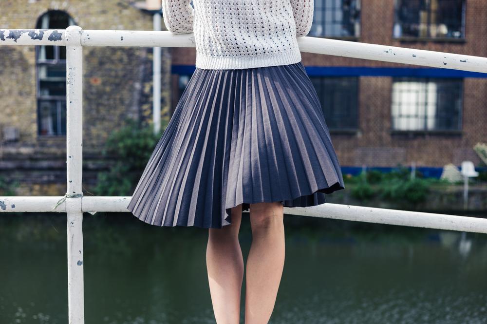 スカートの種類