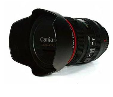 クロスワーク カメラレンズ型貯金箱