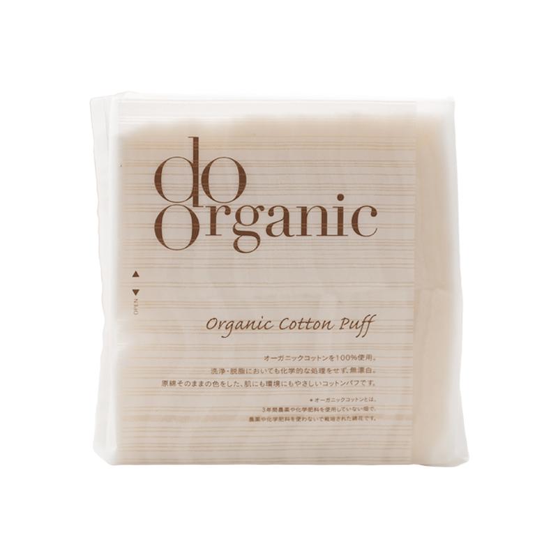 do organic(ドゥーオーガニック) オーガニック コットンパフ