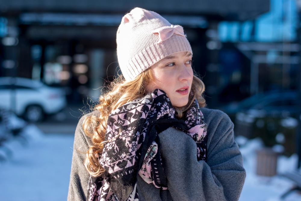 冬の初デートの服装のNG例