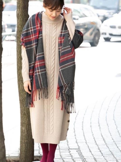 大学生におすすめの冬の初デートの服装