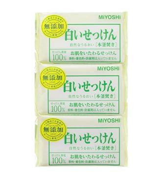 ミヨシの石鹸
