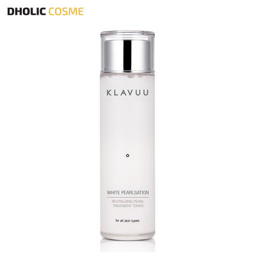 KLAVUU(クラビュー) ホワイトパールトリートメントトナー