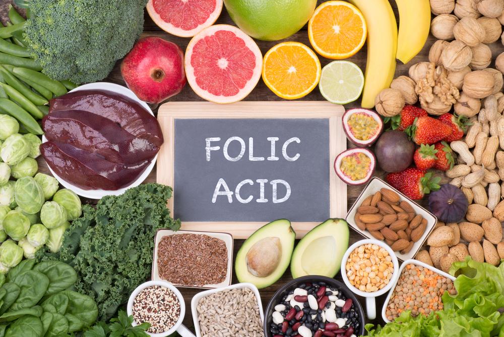 葉酸 ビタミンB9を多く含む食品