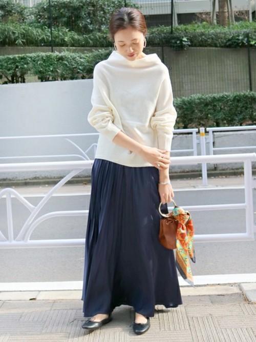 パーカーを使った横浜の服装