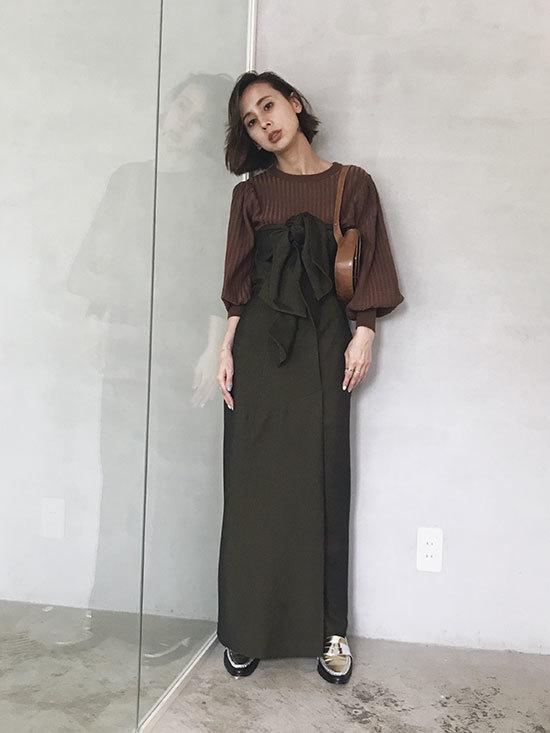 ジャズバーにおすすめの秋の服装