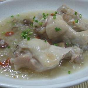なんちゃって参鶏湯(サムゲタン)のレシピ