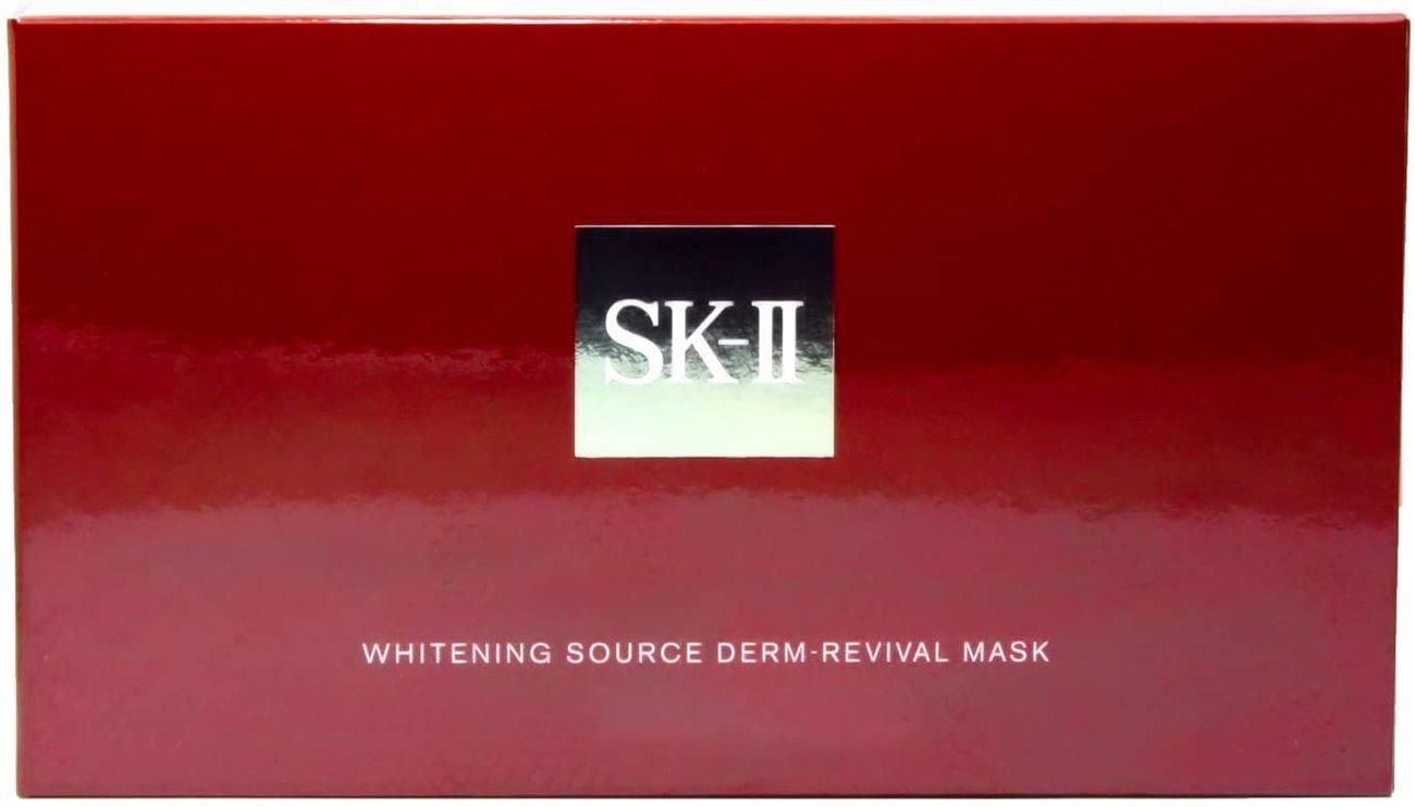 SK-II(エスケーツー) ホワイトニングソース ダーム・リバイバル マスク
