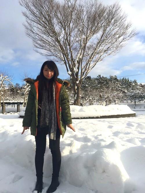 12月の北海道コーデ