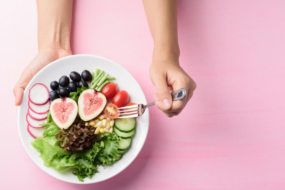 ダイエット中におすすめのサラダ