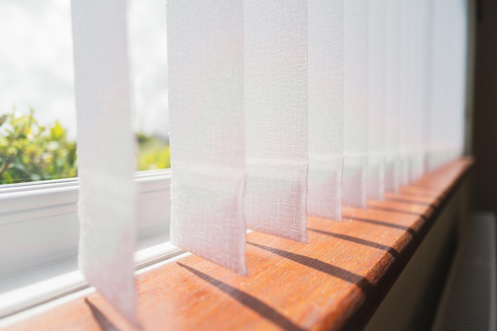窓際の写真