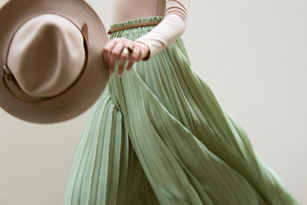 服の種類、スカート