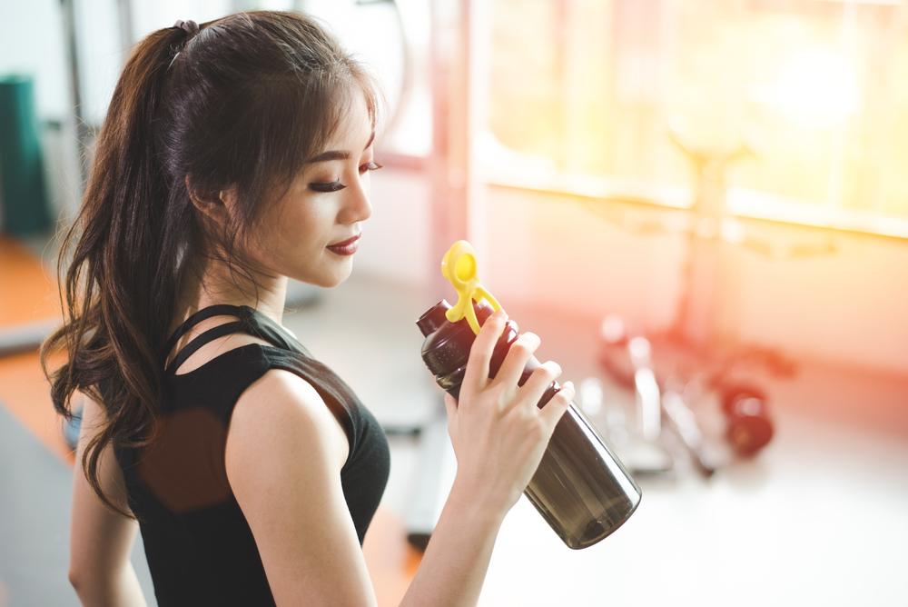 運動でのストレス解消