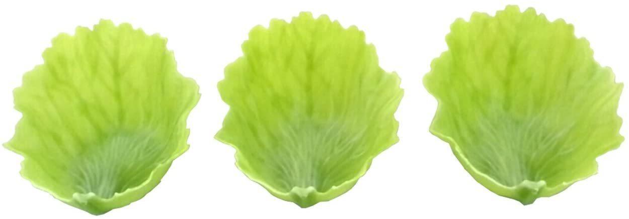 シンカテック 抗菌お弁当カップ ベジカップ G・レタス 3個入