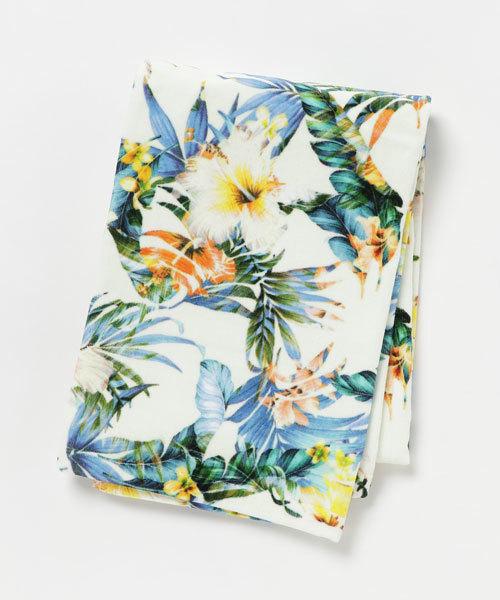 ハワイアンズの持ち物でおすすめのビーチタオル