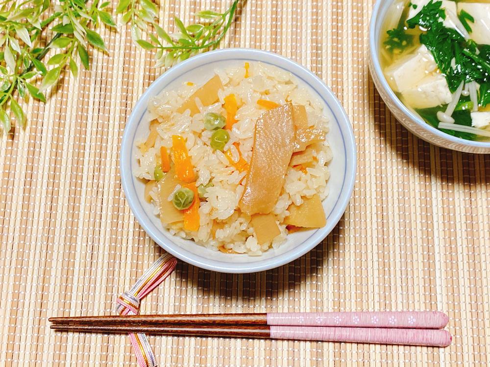 炊飯器を使った炊き込みご飯レシピ