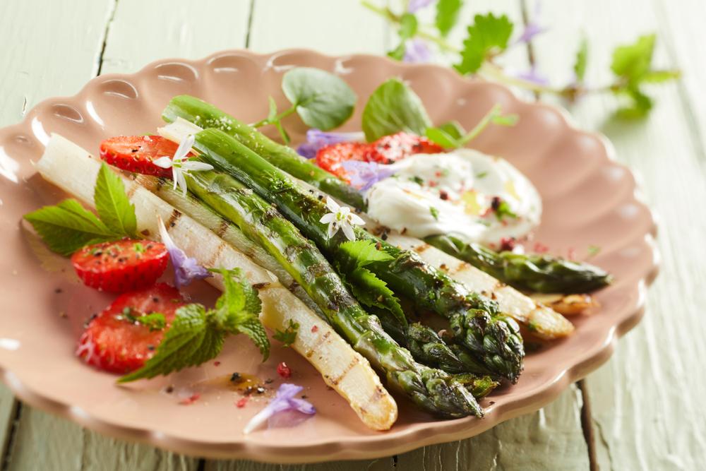 炊飯器で作った蒸し野菜のサラダ