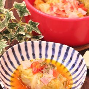 炊飯器で簡単ロールキャベツのレシピ
