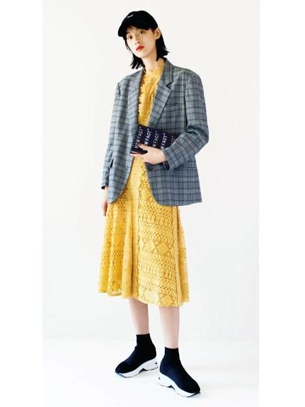 秋のジャケットコーデ