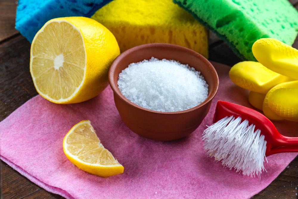 クエン酸とレモンでのポットの掃除