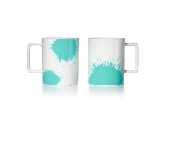 Tiffany&Co(ティファニー) ティファニー カラー スプラッシュ マグカップ