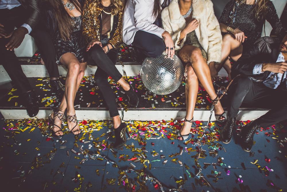 クラブの写真