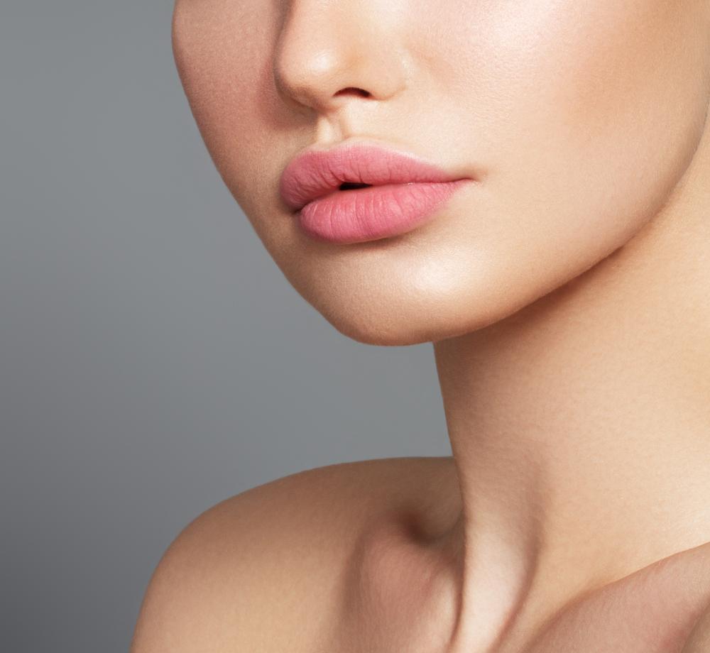 きれいな唇を持っている人