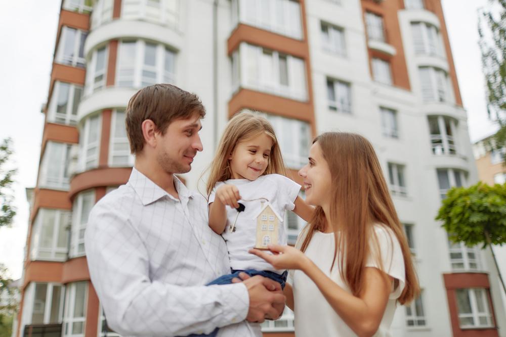 共働き夫婦と子供