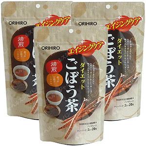 オリヒロ ダイエットごぼう茶