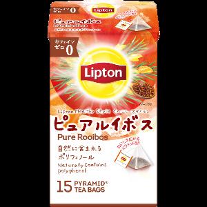 Lipton(リプトン) ヘルシースタイル ピュアルイボス ティーバッグ 15袋