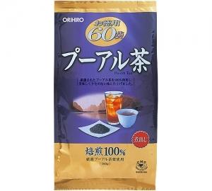 ORIHIRO(オリヒロ) 徳用プーアル茶 60袋