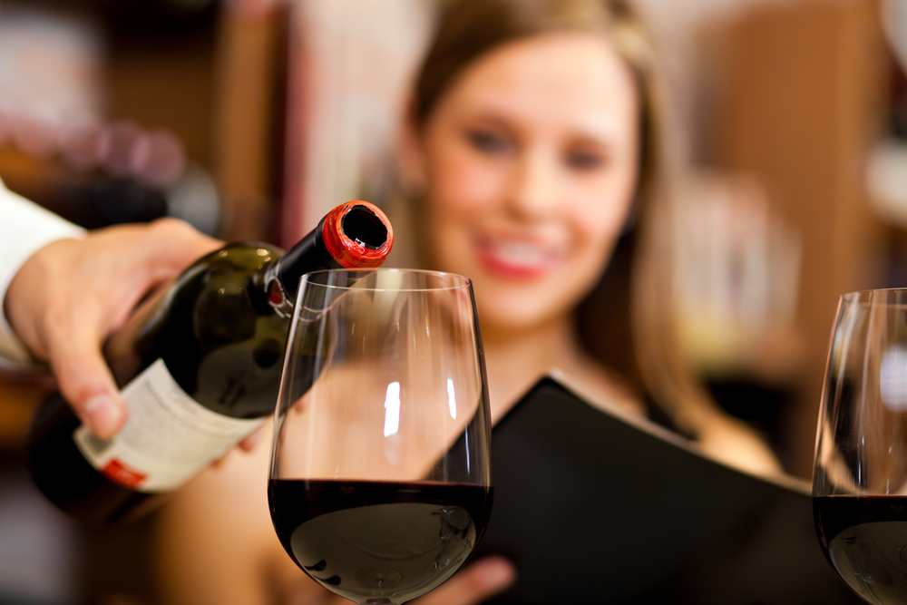 ワインのマナー