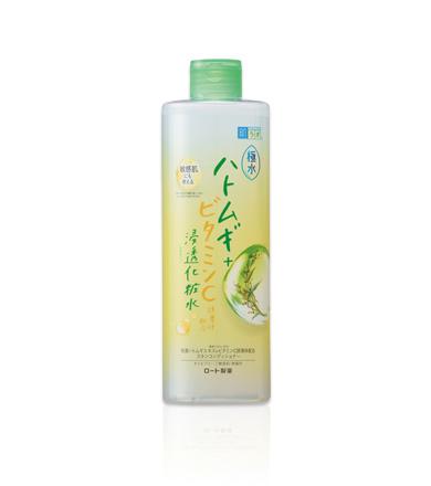 肌ラボの「極水 ハトムギ+浸透化粧水」