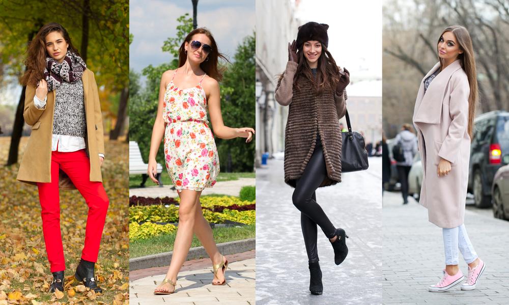 四季の服装