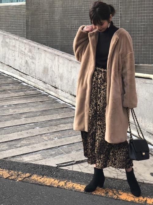 大阪の1月におすすめの服装
