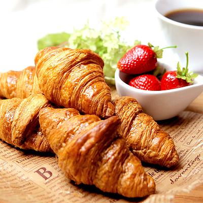 【送料込み!】【お取り寄せ】 ヨーロッパ産発酵バター100%使用!フランス産冷凍ミニクロワッサン65個セット